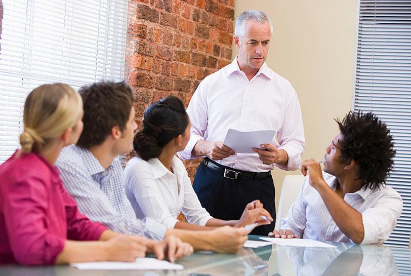 Cómo liderar reuniones eficaces - Portada