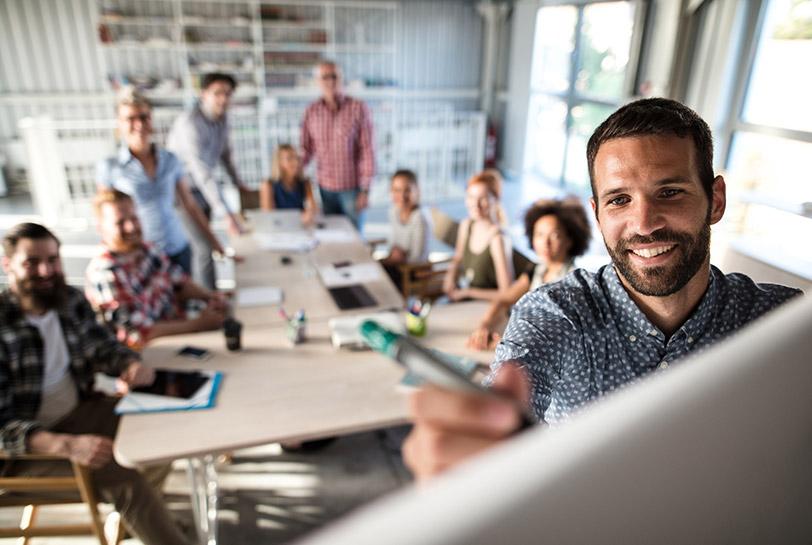 Seguridad psicológica y efectividad de equipo - Reunión