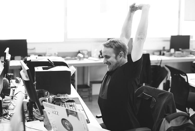 Evitar el estrés posvacional: el compromiso en la organización (Celebración)