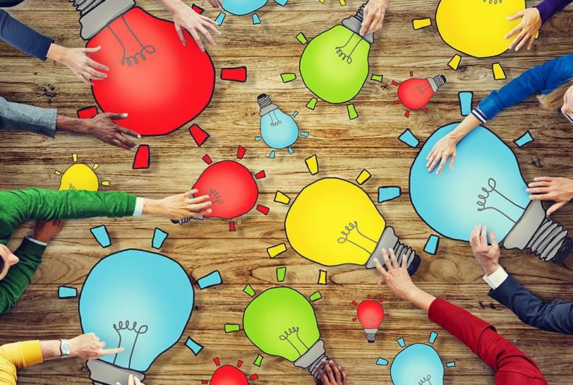 Pensamiento creativo: la habilidad más humana marca la diferencia (Bombillas)