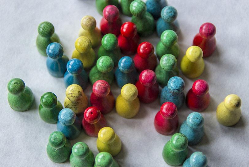 Liderazgo inclusivo y gestión de la diversidad - Piezas